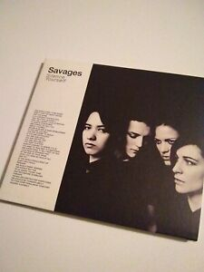 Savages Silence Yourself CD