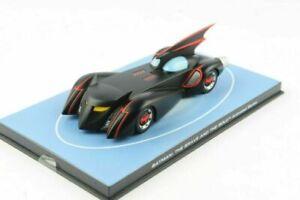 Batman 1/43 Batmobile Car Model Diecast the Brave the Bold Animated Series Toys