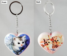 3D Puzzle Keychain - Toy for Kids - cute kitten - G1073, buy 3 get 1 free
