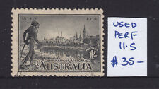 1/ Vic Centenary Perf 11.5 Fine Used.