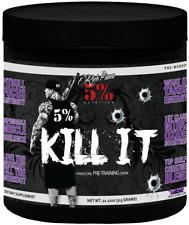 Rich Piana 5% Nutrition Kill It (GRAPE BUBBLE GUM), Net Wt. 11.11 Oz (315 Grams)