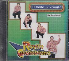 Rayito Colombiano El Baile de la Ranita New Nuevo Sealed