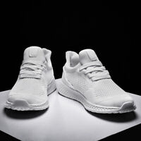 Men Breathable Light Running Shoes Non-slip Casual Athletic Sneakers Classic