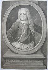 Originaldrucke (bis 1800) aus Niederlande mit Porträt & Persönlichkeiten