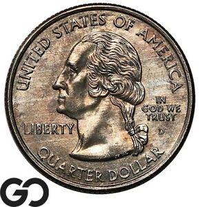 2004-D Wisconsin Quarter, Extra High Leaf Mint ERROR