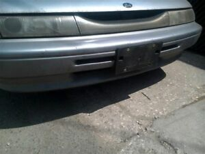 Front Bumper Fits 92-97 SVX SCRATCHES AND CRACK