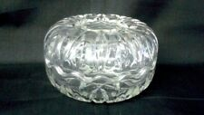 ANNE HUTTE STYLE 2 PIECE COVERED CRYSTAL BOX – CANDY DISH