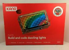 Kano Pixel Kit - Build and Code Dazzling Lights New, Sealed Box ~ Science Coding