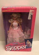 Vintage 1987 Mattel Barbie Teen Sweetheart Skipper Doll NRFB #4855
