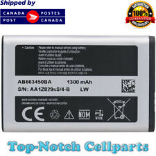 Original Samsung Battery AB663450BA 1300 mAh for Rugby 2 II A847, 3 III A997
