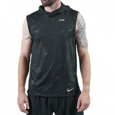 NIKE MENS ELEMENTS SLEEVELESS HOODY **Out of Stock** Large