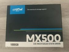 SSD 1To crucial neuf MX500