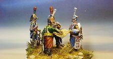 General Lasalle mit Stab, Nap. Epoche, Maßstab - 1:72