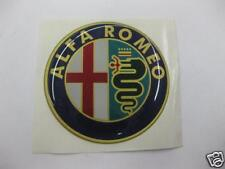 Steering Wheel or Wheel Emblem for Alfa Romeo 49mm 49 mm NEW #796D