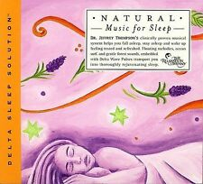 Natural Music to Sleep. Dr. Jeffrey Thompson's Delta Sleep Solution