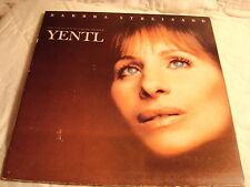 s/t YENTL-BARBRA STREISAND-COLUMBIA JS 391152  GATEFOLD VINYL RECORD ALBUM LP