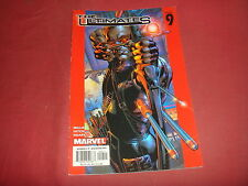 THE ULTIMATES #9  Bendis 1st series 2002  Marvel Comics - NM
