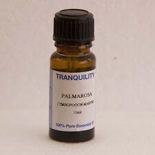 100% puro olio essenziale di PALMAROSA 10 ml Aromaterapia