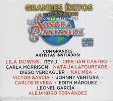 La Sonora Santanera CD+DVD NEW LIlia Downs - Reyli - Kalimba - Cristian Castro