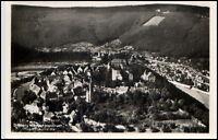 DILSBERG Neckarsteinach um 1945 Luftbild-AK Fliegeraufnahme vom Flugzeug aus PK