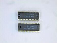 "M54519P  ""Original"" Mitsubishi 16P DIP IC  2  pcs"
