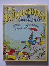 Caroline Rush & Dominique M. Strandquest - Tales Of Mr. Pengachoosa  / 1973