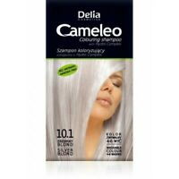 Delia Cameleo Coloration Shampooing 10.1 Argent Blond 40ml