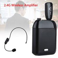 Altavoz de amplificador de voz portátil de 15W de T9 + 2.4G Wireless micrófono