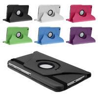 360 Grad Hülle Samsung Tab 4 Case 7 / 10.1 Zoll Schutz Cover Ständer Etui Tasche