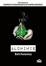Alchimie de Beth Fantaskey | Livre | état bon
