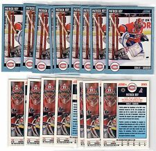 1X PATRICK ROY 1992 93 Score #295 BLUE NMMT Lots Available Avalanche Canadiens