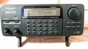 Realistic PRO 2042 1000 channel scanner with manual and aerial