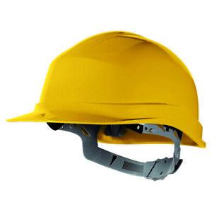 Delta Plus Helmet Hard Hat Bump Cap Electrical Safety Insulated Adjust (ZIRCON)