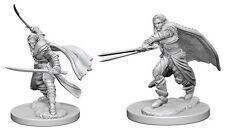 D&D Nolzur's Marvelous Miniatures Elf Male Ranger (2)