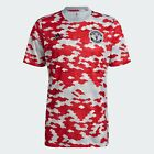 MANCHESTER UNITED PRE-MATCH JERSEY MENS - Brand New With Tags