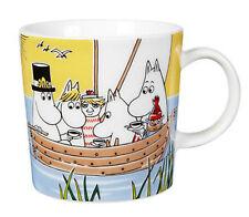 Moomin Season Mug Summer 2014 Moomins Sailing Boat Arabia Finland