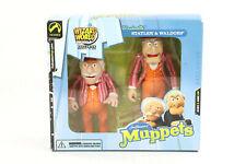 Muppets Vauderville Statler & Waldorf 2003 Wizard World Exclusive NEW RARE