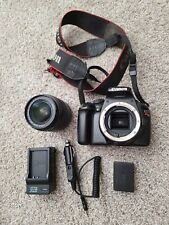 Canon EOS Rebel T3 Digital SLR Camera With EFS 18-55 Lens Pre Owned Read