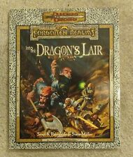 dungeons & dragons  forgotten realms  into the Dragons Lair   module