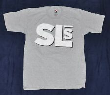 Street League Skateboarding T-Shirt Men Large L Gray Dyrdek SLS Skateboard Tee