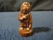 Wade England Brown Monkey Figurine