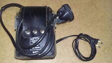 Grubenlampe ABB CEAG HLE 7 L, Kopflampe, Handlampe THW.,ex Bund