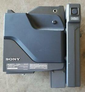 Sony CA-537 Professional Camcorder Camera Adapter DXC-537 DXC-637 DXC-D30 327A/B