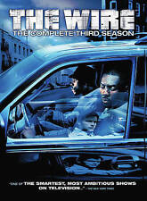 The Wire ~ Complete 3rd Third Season 3 Three ~ BRAND NEW DVD SET