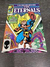 The Eternals No.1, Year 1985