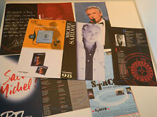 CONCERT MICHEL SARDOU la tournée 98 book 1998 au milieu de bercy