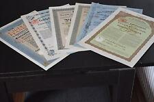 Goldpfandbriefe/Goldmarkanleihen aus dem berühmten Reichsbankschatz 1925 - 1931