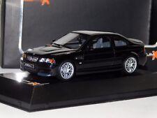BMW M3 CSL SAPPHIRE BLACK METALLIC 2003 PREMIUMX PR0028 1:43