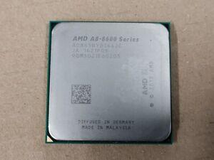 AMD A8-8600 Series A8 Pro-8650B QuadCore 3.2GHz FM2+ Processor CPU AD865BYBI44JC