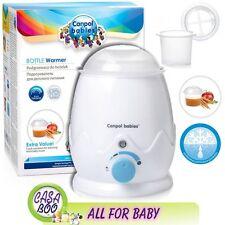 Electric Botella Baby calientaplatos adecuado para wideneck Botellas como Avent, Tippee